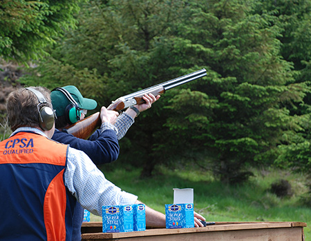 Port Charlotte Clay Pigeon Shooting
